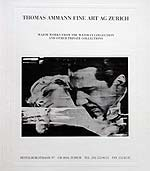 Catalogue 'Major Works from the Weisman Collection and other Private Collections' 1990